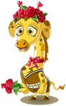BouquetGiraffeJuvenile
