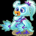 SnowflakeMynaAdult