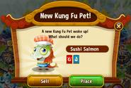 New KFP - Sushi Salmon