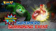 Super Hero - Event Summoning