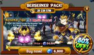 Berserker Pack