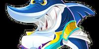Ice Blade Shark