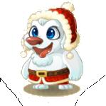 SantaPupBaby