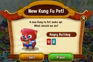 New KFP - Angry Bulldog