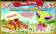 SpringCash2 - Apr. 29th - May 3rd 630pm PDT