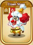 ClownSheepJuvenile