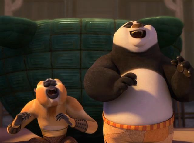 File:Kung Fu Panda Po Monkey Laugh.png