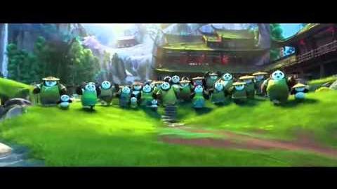 Kung Fu Panda 3 TV Spot 3