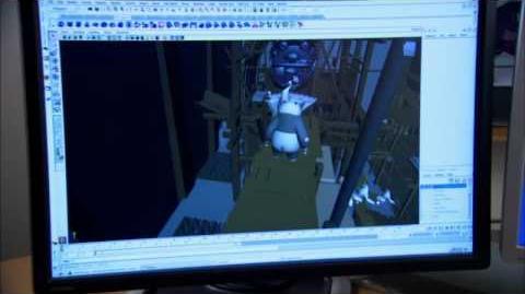 The Making of Kung Fu Panda 2