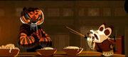 KFP Credits Tigress Shifu