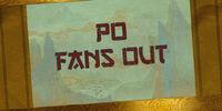 Po Fans Out