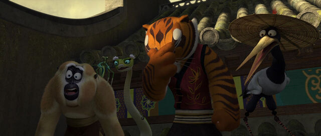 File:Tigress and Furious Five.jpg