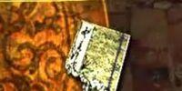 Green Bound Book
