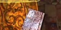 Purple Covered Book