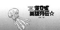 Kuragehime Heroes ☆ Ch. 10