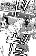Kuroko uses Ignite Pass Kai