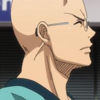 Kazuma Shinagawa anime mugshot