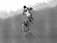 Teiko Middle vs Kamizaki Middle