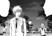Momoi finds Kuroko