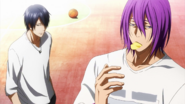 Himura and Murasakibara ED
