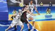 Mayuzumi uses Misdirection