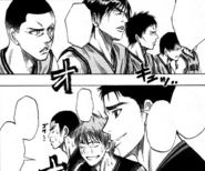 Seirin High vs Tokushin High