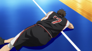 Kiyoshi reaches his limit