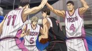 Kiyoshi triple team