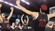 Seirin win the WC