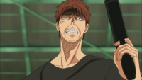 Kagetora protects his daughter.png
