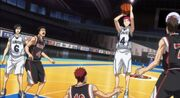 Akashi Ankle Break