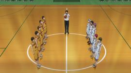 Teikō Junior High vs Nambara Junior High