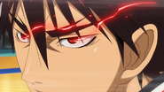 Kagami in zone Anime