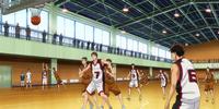 Seirin High vs Kyoritsu High (past)