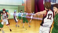 Seirin vs. Tokushin