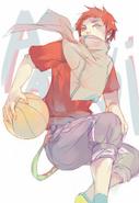 Cool Akashi