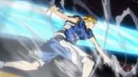 Kise copies Ignite Pass Kai