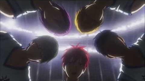 Kuroko no Basket Opening 6 - ZERO - Kenshō Ono