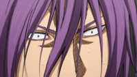 Angered Murasakibara