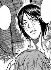 Riko meets Mibuchi