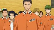 Shutoku High anime