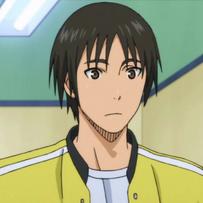 Kazuki Tōyama mugshot anime.png