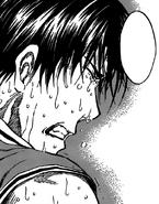 Takao crying
