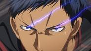 Aomine in zone Anime