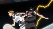 Hayama passes Izuki anime