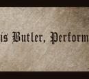 His Butler, Performer