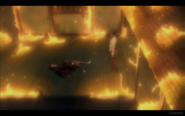 Kuro about to be Killed