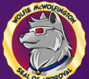 Wolfie McWolfington Esquire Junior III