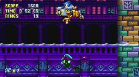 Kushowa Plays Sonic Mania (1)
