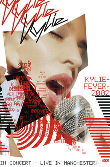 KylieFever2002 DVD